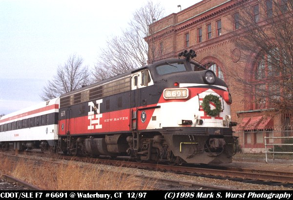 new haven in the 90 s